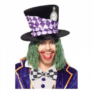 Leg Avenue Europe Mad Hatter Hat Deluxe - One size