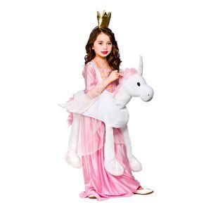 Wicked Costumes Ltd Ridende Enhjørning Børnekostume Budget - One size