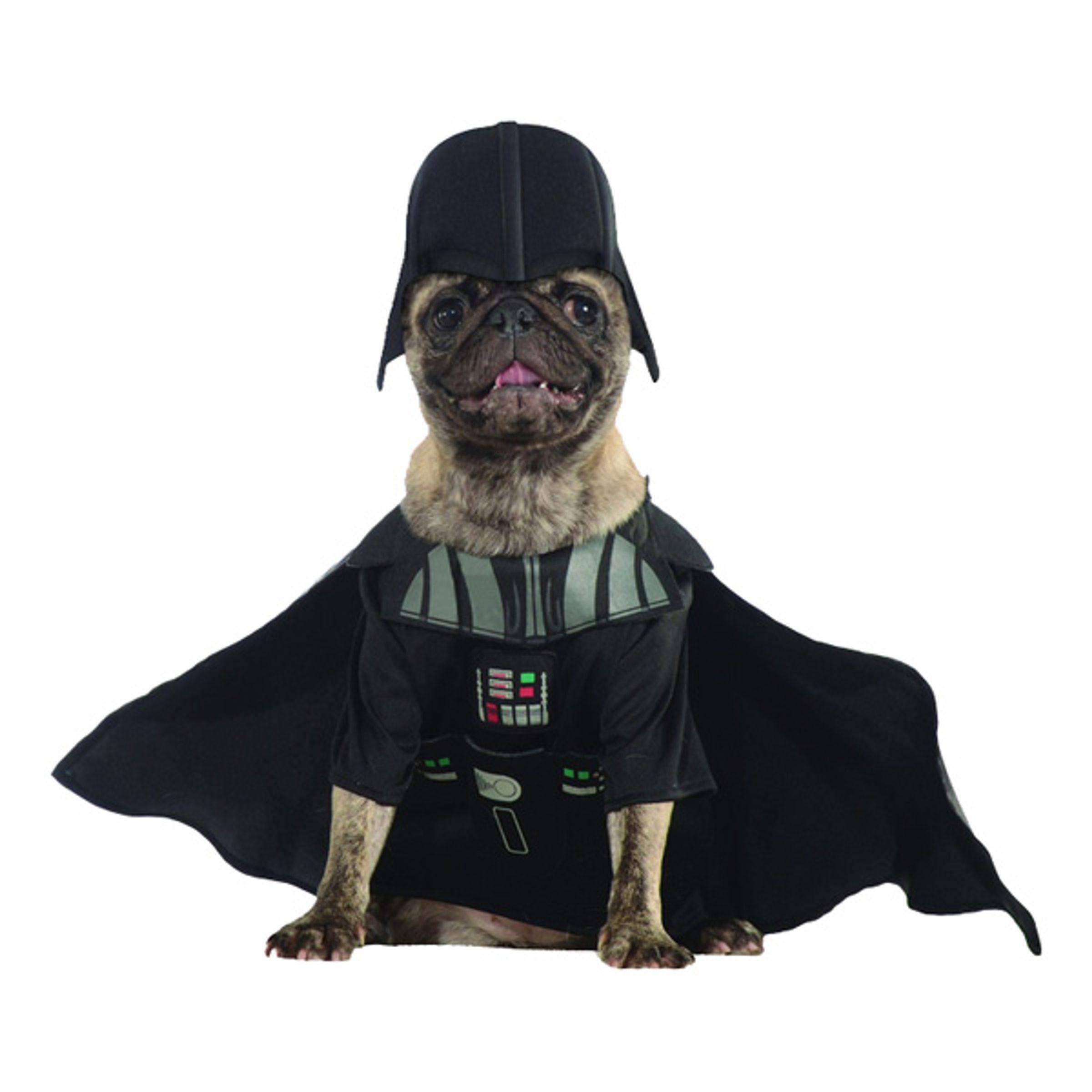 Rubies Costumes Co. Darth Vader Hundekostume - Small