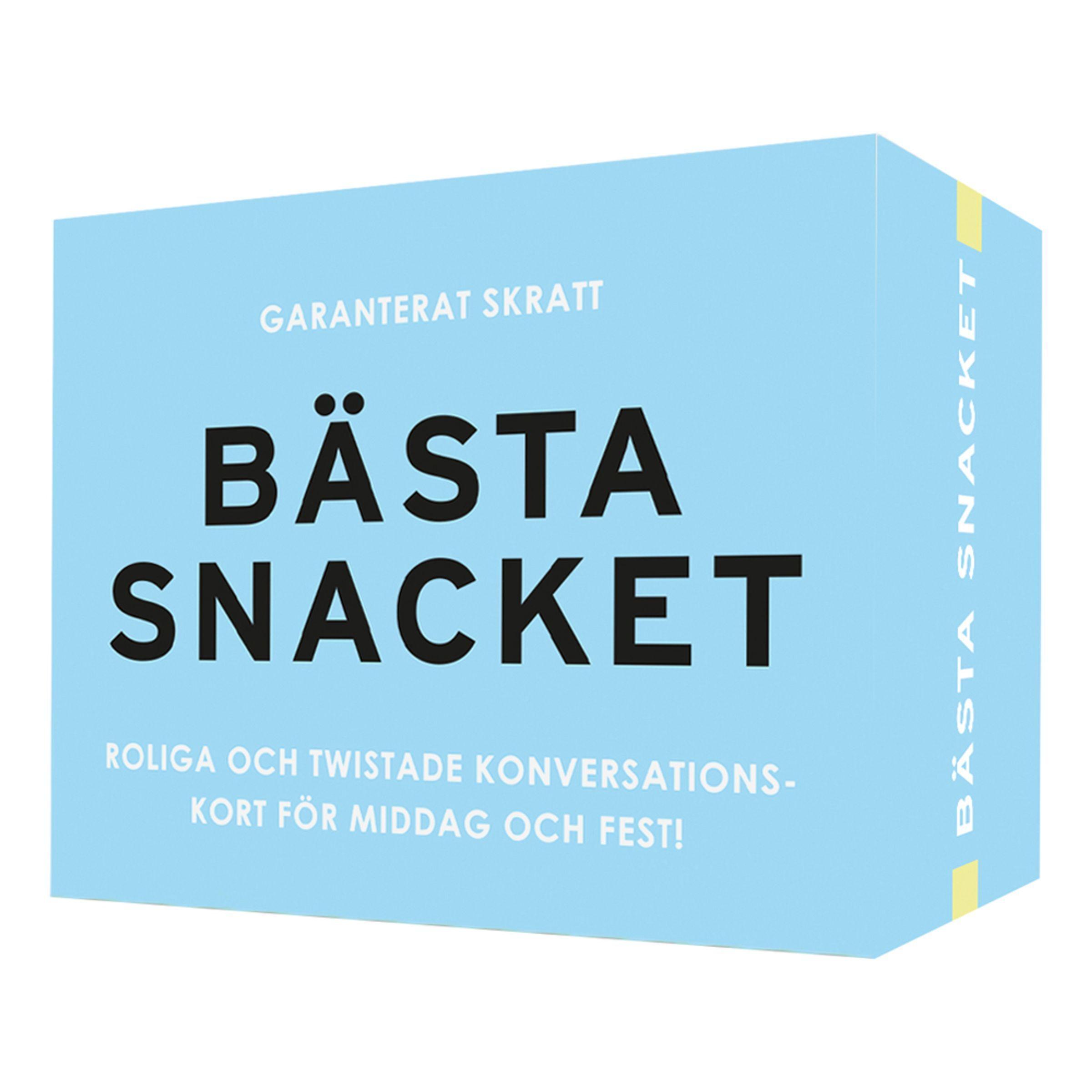 """Nicotext """"Bästa Snacket"""" Festspil"""