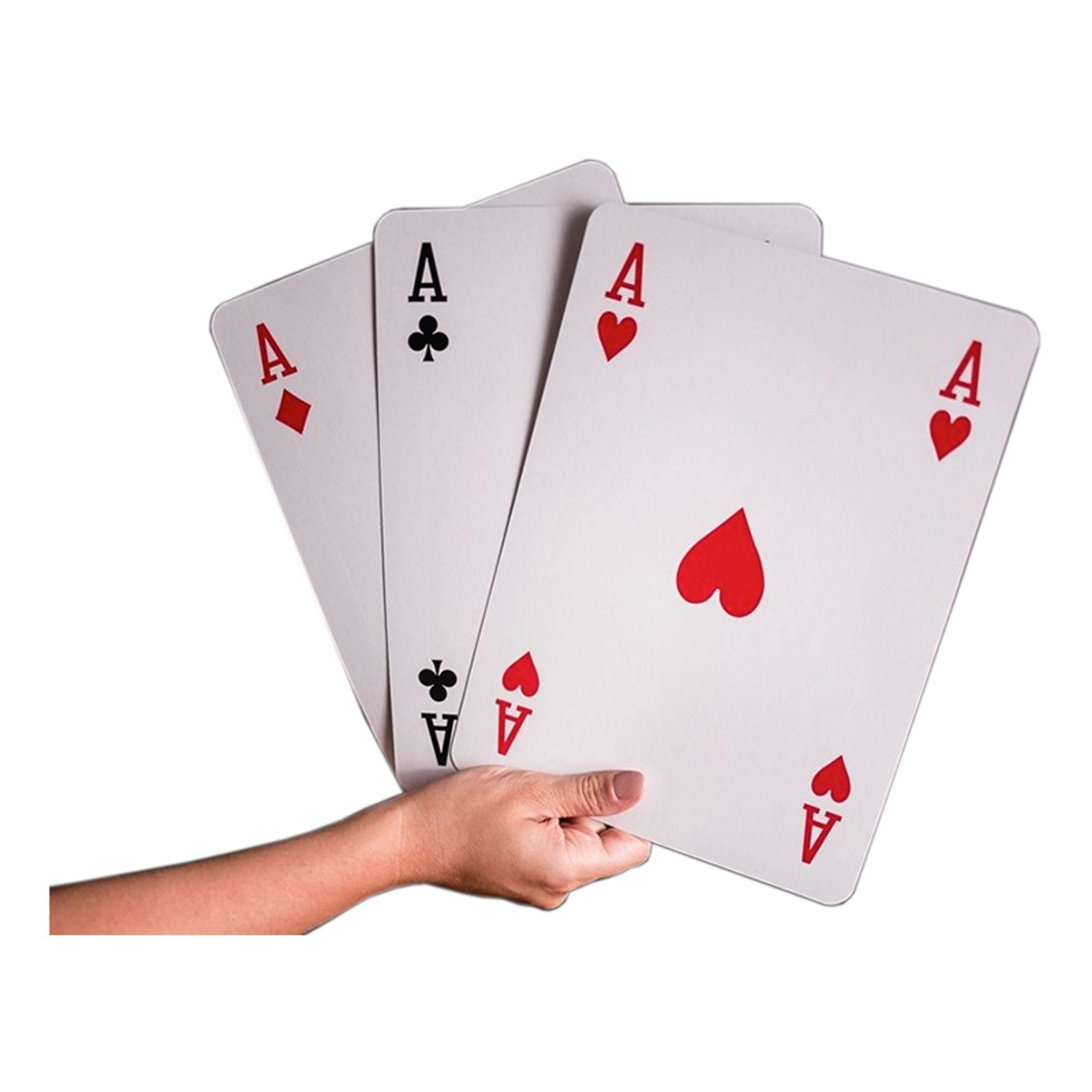 Gadget Master Gigantiske Spillekort