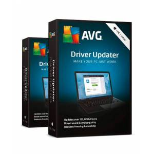 AVG Driver Updater 2019 - 1 PC