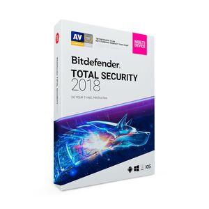 Bitdefender Total Security Multi-Device 2019 - 10 enheder