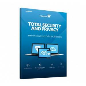 F-Secure Total Security and Privacy 2019