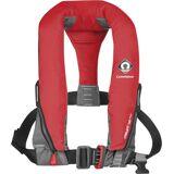 Crewsaver redningsvest, crewfit 165n sport sele, rød, automatisk oppustelig