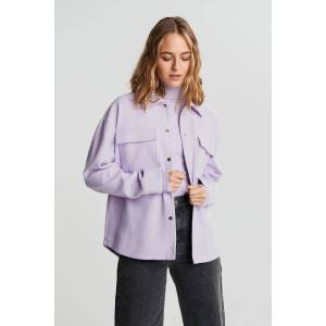 Gina Tricot Majken jacket M Female Orchid petal (4330)