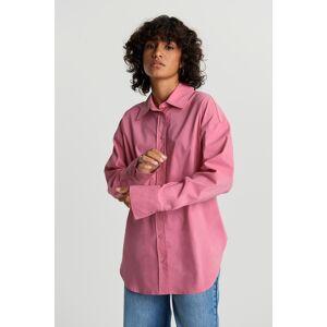 Gina Tricot Sissy shirt 34 Female Begonia pink (3242)