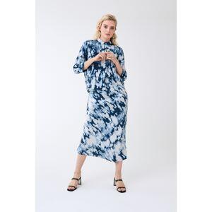 Gina Tricot Kia shirt 34 Female Tie dye aop (5167)