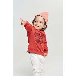 Gina Tricot Mini baby sweater 62/68 Female Red/cherry (3042)