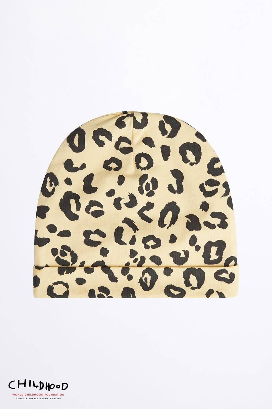 Gina Tricot Mini jersey beanie 48/50 Female Brush leo (2036)