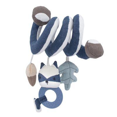 Sebra Aktivitetsspiral, Forest Lake Blue - Barnevogne og Klapvogne - Sebra