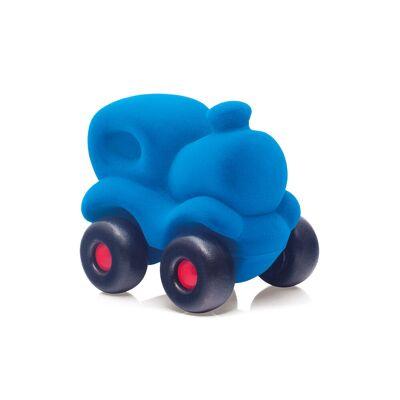 Rubbabu Tog Stor Blå - Baby Spisetid - Rubbabu