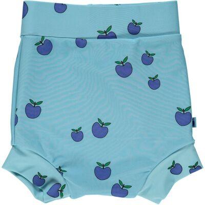 Småfolk Blebadebukser, Høj Talje, UV50 - AIR BLUE - Baby Spisetid - Småfolk