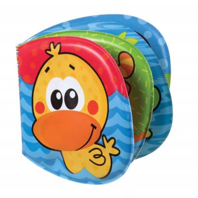 Playgro Badebog, And - Baby Spisetid - Playgro