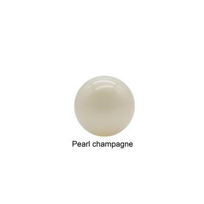 Kidkii Bolde, 50 stk -Pearl Champagne - Baby Spisetid - Kidkii