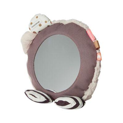 Done By Deer Floor mirror, powder - Baby Spisetid - Done By Deer