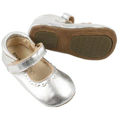 En Fant Ballerina lace - -01 SILVER - Baby Spisetid - En Fant