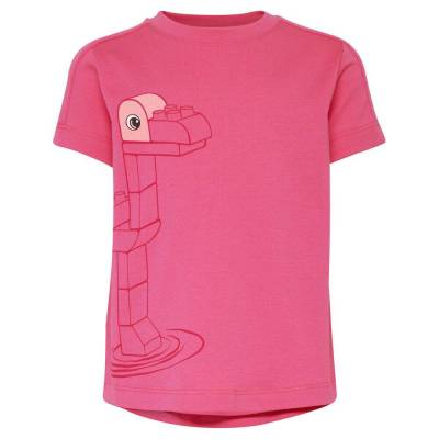 Lego Thelma 324 - Kortærmet T-Shirt- Pink - Baby Spisetid - Lego