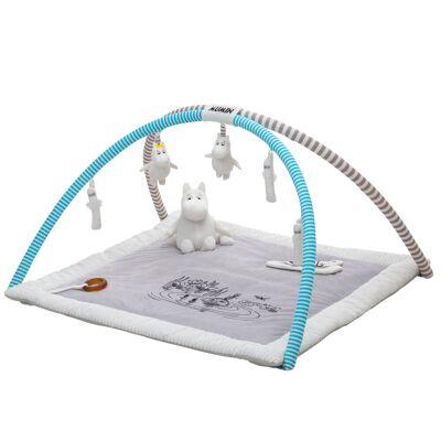Rätt Start Aktivitetstæppe, Moomin - Baby Spisetid - Rätt Start