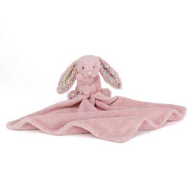 JellyCat Blossom Tulip kanin Nusseklud - Baby Spisetid - JellyCat