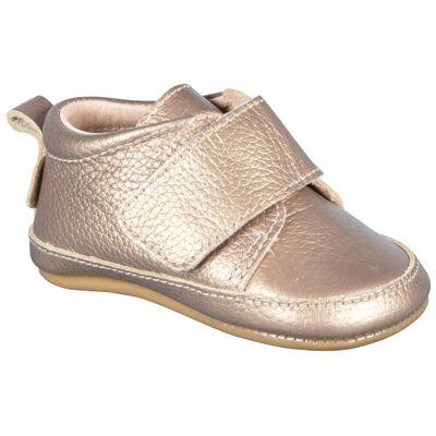 Move Prewalker Hjemmesko, Velcro - 936 Antique Gold - Baby Spisetid - Move