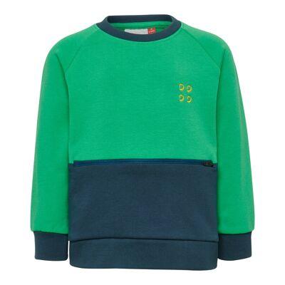 Lego Lwsirius 652 Sweatshirt - 866 Green - Baby Spisetid - Lego