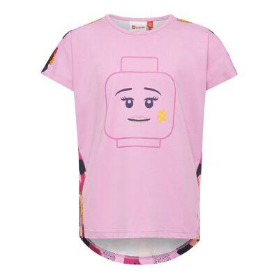Lego Lwtippi 609 T-Shirt - 468 Pink - Baby Spisetid - Lego