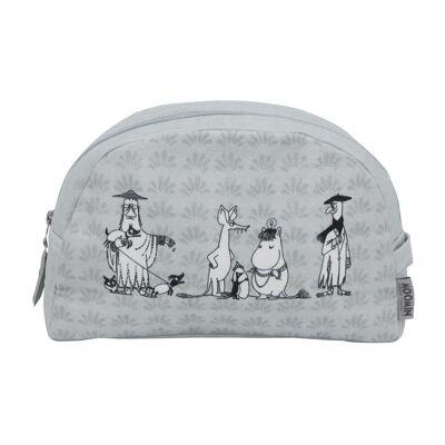 Moomin Toilettaske, Grå - Baby Spisetid - Moomin