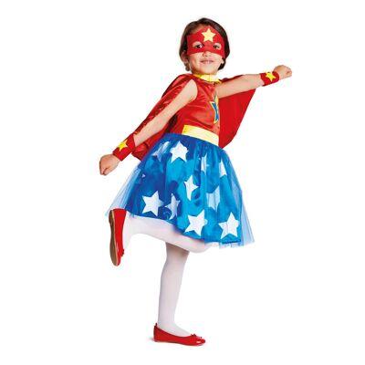 Oxybul Superheltinde Kostume, 3-5 År - Baby Spisetid - Oxybul