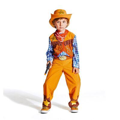 Oxybul Cowboy Kostume, 3-5 År - Baby Spisetid - Oxybul
