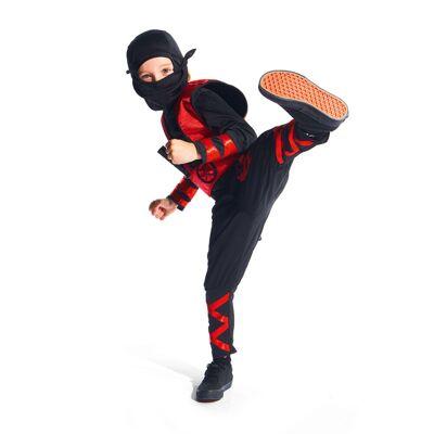 Oxybul Ninja Kostume, 3-5 År - Baby Spisetid - Oxybul