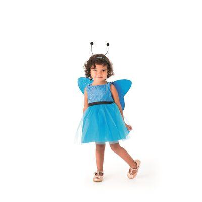 Oxybul Sommerfugle Kostume, 2-4 År - Baby Spisetid - Oxybul