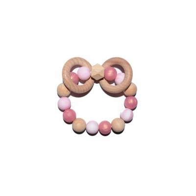 Magni Rangle - Pink - Baby Spisetid - Magni