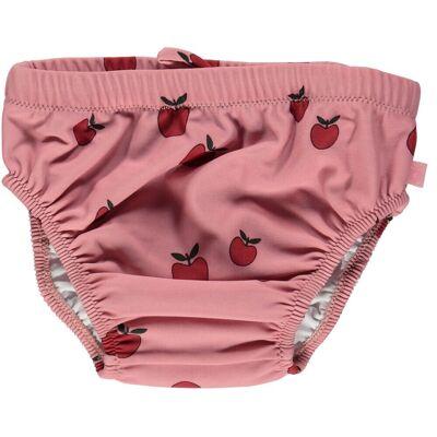 Småfolk UV50 Blebadebuks - Rosa - Baby Spisetid - Småfolk