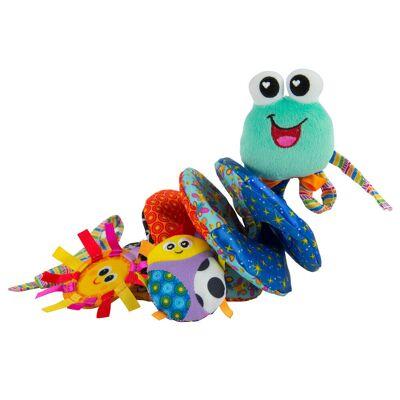 Lamaze Harmonika - Leg Til Autostol - Baby Spisetid - Lamaze