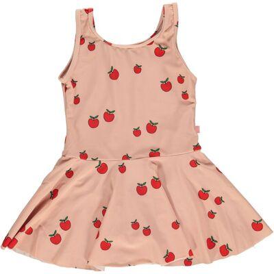 Småfolk Badedragt - S.Pink-508 - Baby Spisetid - Småfolk