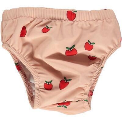 Småfolk Blebadebukser - S.Pink-508 - Baby Spisetid - Småfolk