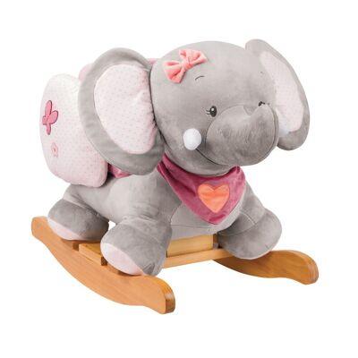 Nattou Gynge Elefant Adéle - Baby Spisetid - Nattou