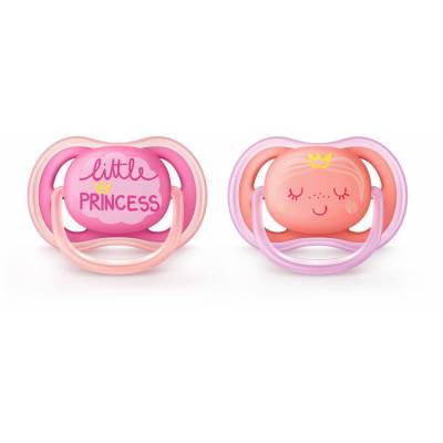 Philips Sut, Ultra Air, 6-18 mdr. pink - Baby Spisetid - Philips