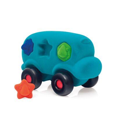 Rubbabu Bus Turkis - Baby Spisetid - Rubbabu