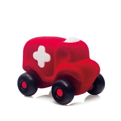 Rubbabu Ambulance - Baby Spisetid - Rubbabu