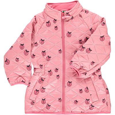 Småfolk Termojakke - S.Pink 526 - Børnetøj - Småfolk