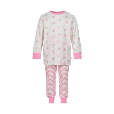 CeLaVi Pige Pyjamas Med Print - 111 - Børnetøj - CeLaVi