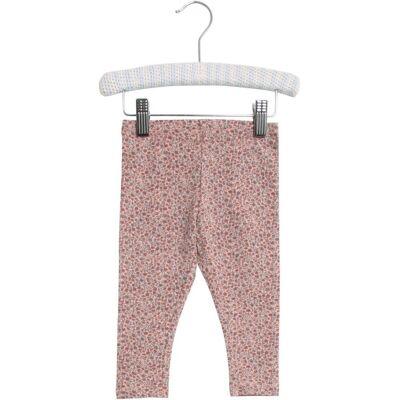 Wheat Jersey Leggings - 2270 Misty Rose - Børnetøj - Wheat