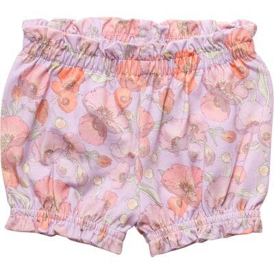 Müsli Spicy Flower Shorts - Rose - Børnetøj - Müsli