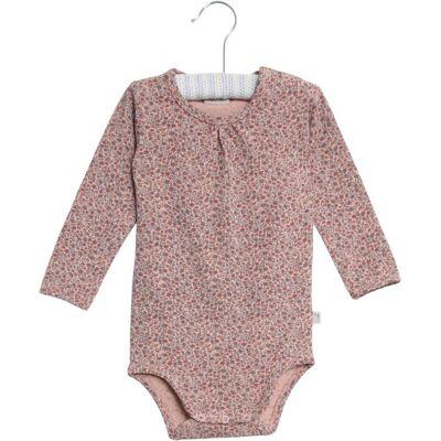 Wheat Liv Langærmet Body - 2270 Misty Rose - Børnetøj - Wheat