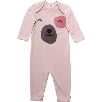 Müsli Spot Front Bodysuit - Rose - Børnetøj - Müsli