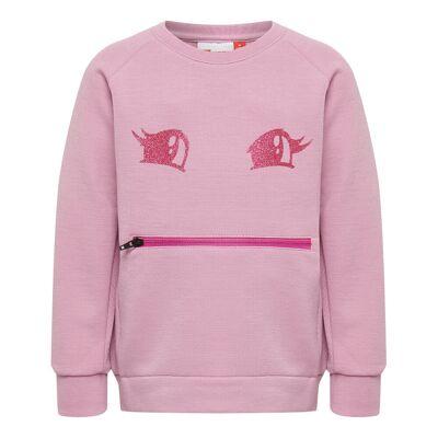 Lego Lwsophia 604 Sweatshirt - 434 Rose - Børnetøj - Lego