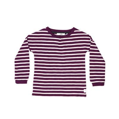 ebbe Melody T-shirt - Grape - Børnetøj - ebbe