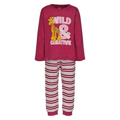 Lego Cm-73446 - Pyjamas - Pink - Børnetøj - Lego